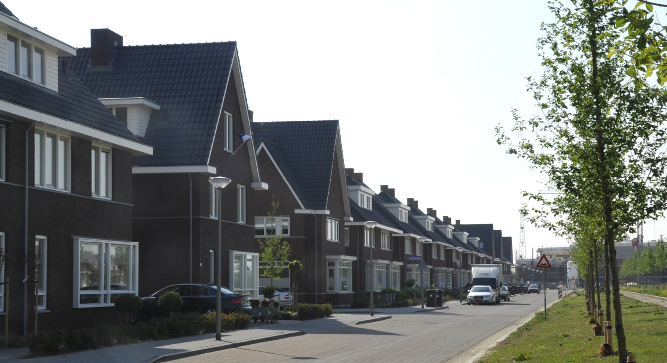 De Hoven, Rosmalen, JongZeeuw architecten en adviseurs