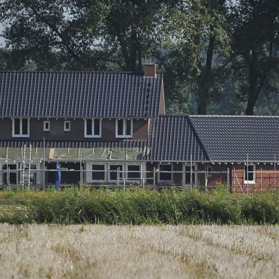 Vrijstaande woning, Gorinchem, JongZeeuw architecten en adviseurs