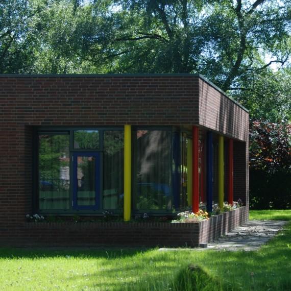 School met de bijbel, Herwijnen, JongZeeuw architecten en adviseurs